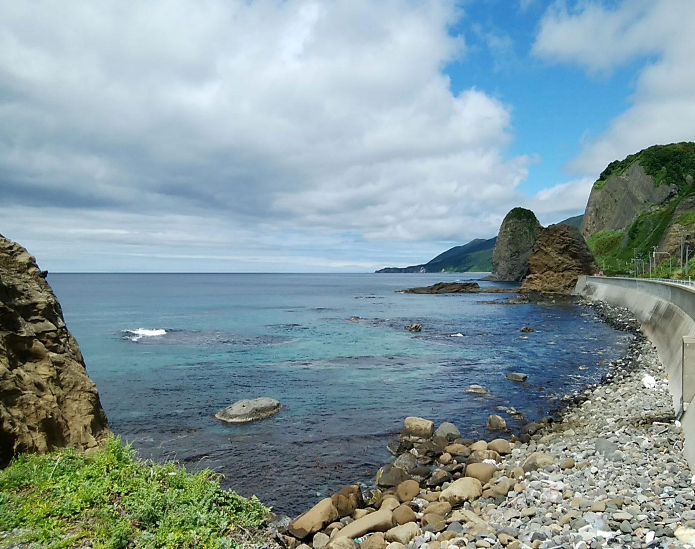 奥尻島 「奥尻島フットパス」を歩いて、大自然と島の生活を体感してみよう