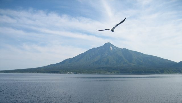 利尻島 孤高の百名山を中心とする島、利尻島